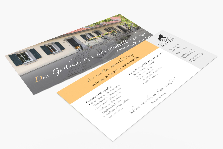 maxfath-gasthaus-zum-loewen-ehingen-hesselberg-mittelfranken-branding-design-print-einladung-karte