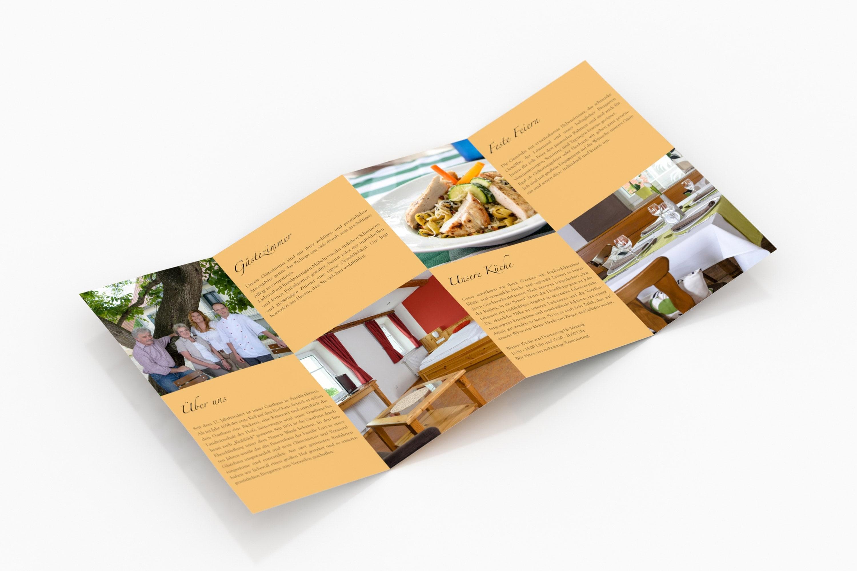maxfath-gasthaus-zum-loewen-ehingen-hesselberg-mittelfranken-branding-design-print-flyer-altarfalz-offen