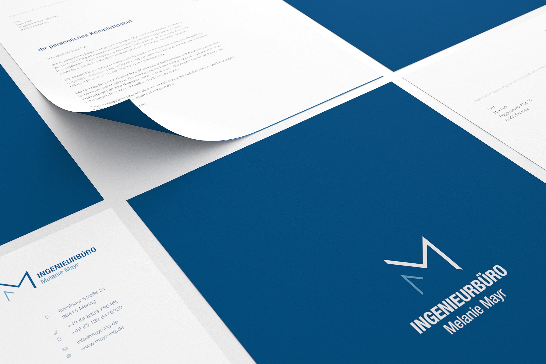 maxfath-ingenieurbuero-melanie-mayr-mering-branding-briefpapier