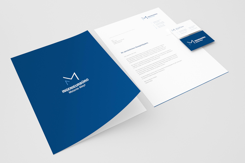 maxfath-ingenieurbuero-melanie-mayr-mering-branding-broschuere-visitenkarte-briefpapier
